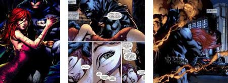Dawn Golden y Batman