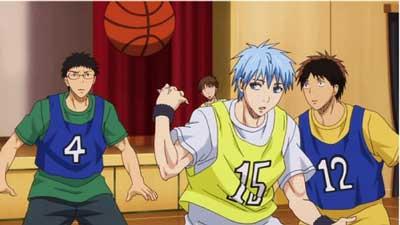 kuroko no basquet