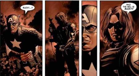 Mejores cómics del Capitán América: Capitán América: El Soldado de Invierno