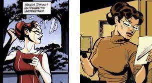 Vesper Fairchild es una de las Novias de Batman