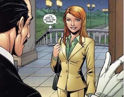 Vicky Vale es una de las novias de Batman