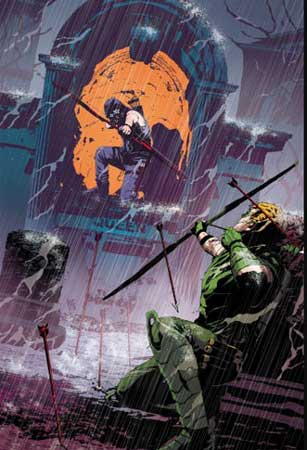 Mejores villanos de Green Arrow Komodo