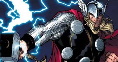 superhéroes de Marvel más poderosos Thor