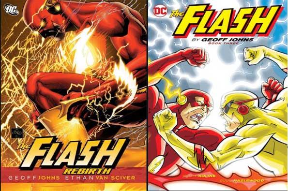 mejores cómics de Flash