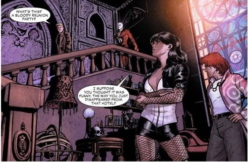 Serie de Justice League Dark