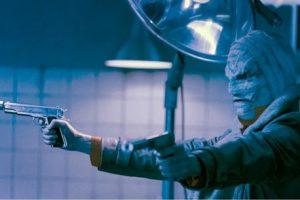 Tommy Elliot como Hush en la serie Batwoman