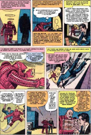 Vanko y Tony Stark