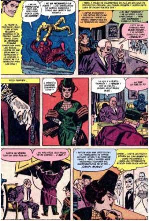 Primera aparición de Black Widow