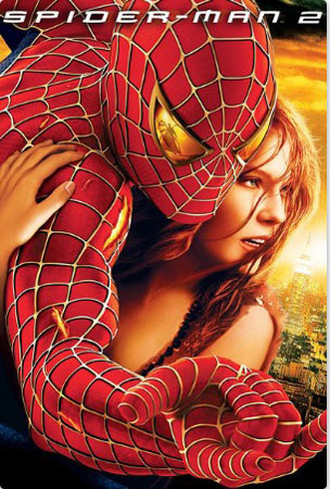 Spiderman y Mary Jane