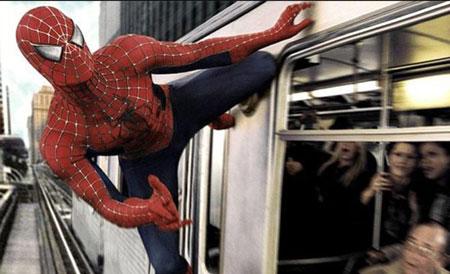 Peter Parker el hombre araña