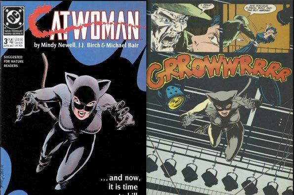 portada catwoman año uno