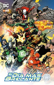 portada del cómic el día más brillante