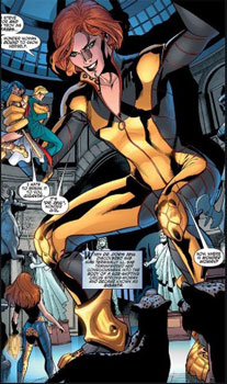 villanos de Wonder Woman giganta