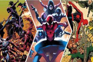 mejores cómics de Spiderman