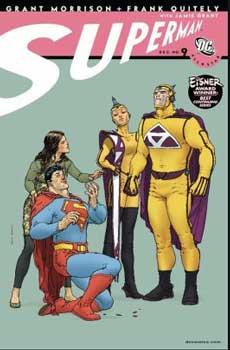 all star superman es uno de los mejores cómics de superman
