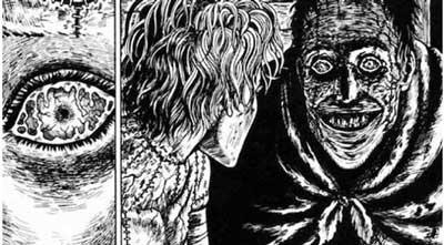 frankestein es uno de los mejores mangas de junji ito