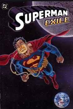 comic superman exilio