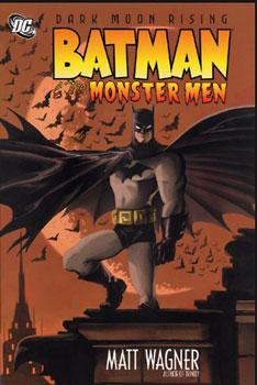 Batman y los Hombres Monstruos