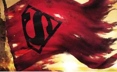 la muerta de superman comic
