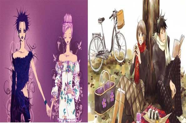 mejores animes Josei