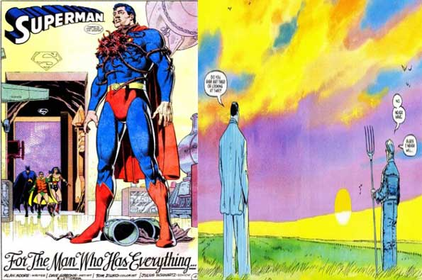 los mejores cómics de superman