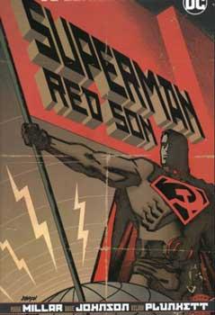 red son es una de las mejores historietas de superman