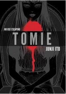 tomie es uno de los mejores mangas de junji ito