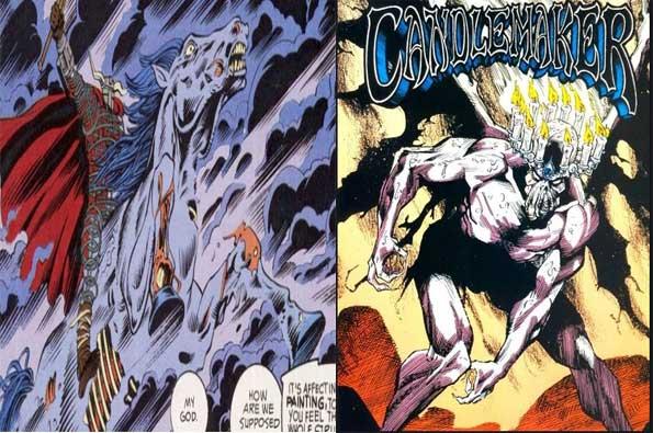 mejores villanos de doom patrol más poderosos