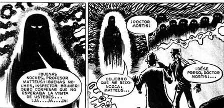 el siniestro dr mortis es uno de los mejores cómics latinoamericanos