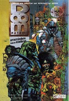 mejores cómics de doom patrol desde las cenizas