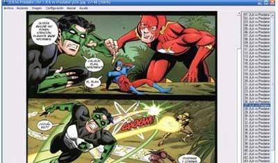 gonvisor es uno de los mejores programas para leer cómics gratis