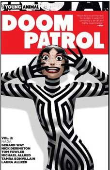 doom patrol nada