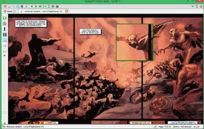 comic seer es uno de los mejores programas para leer cómics en mac y windows