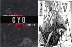 gyo de junji ito