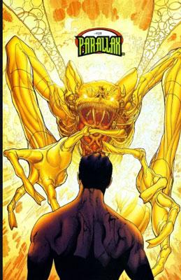 parallax es uno de los mejores villanos de green lantern