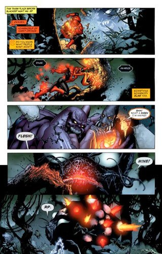 red lantern vs orange lantern corps