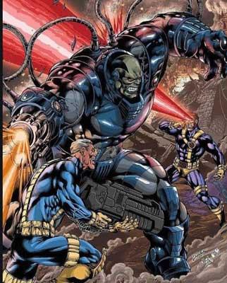 apocalipsis es uno de los mejores villanos de X-men