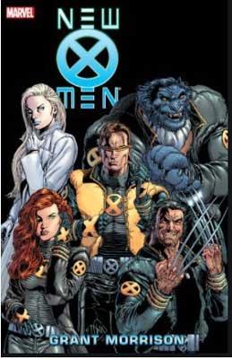 new x-men cómics