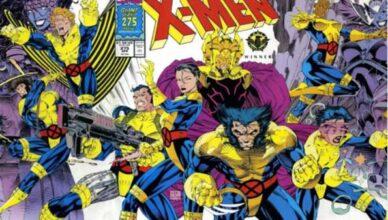 mejores cómics de los x-men o patrulla-x