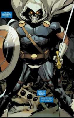 Taskmaster es uno de los mejores villanos de capitán américa