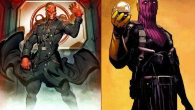 mejores villanos del capitán américa en los cómics