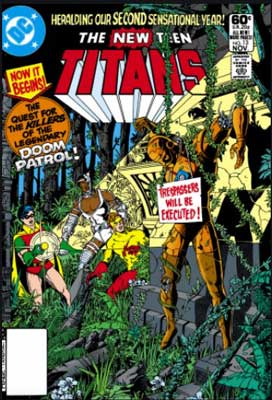 New Teen Titans: Friends And Foes Alike