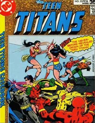 Teen Titans #53