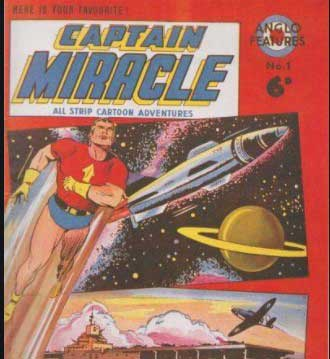 captain miracle