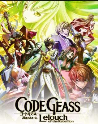 Code Geass es uno de los mejores animes de acción