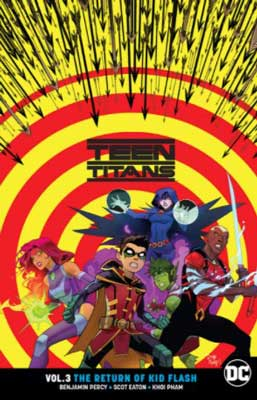 El Regreso de Kid Flash es uno de los mejores cómics de los jóvenes titanes