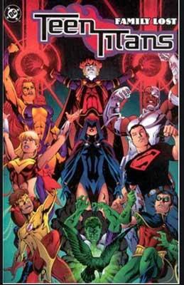 Teen Titans: Familia Perdida