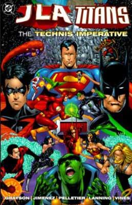 JLA / Titans: El Imperativo Técnico