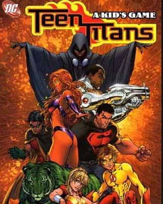 Teen Titans: Un juego de niños es uno de los mejores cómics de los jóvenes titanes