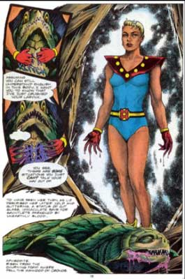 lady miracleman